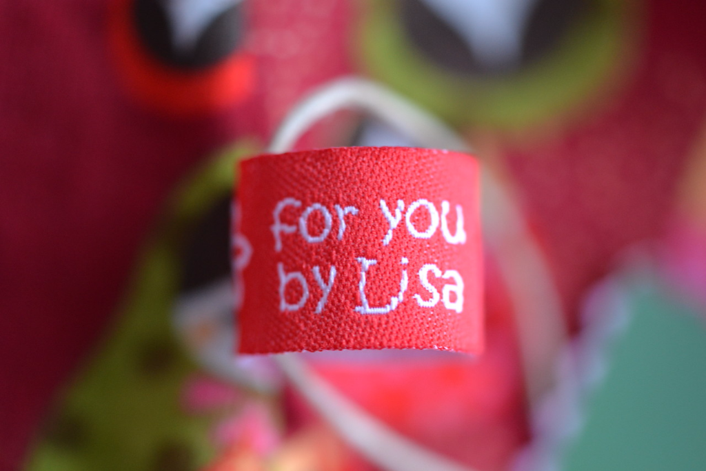 """95_Label-""""for-you-by-Lisa"""